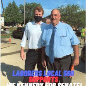 Laborers Local 560